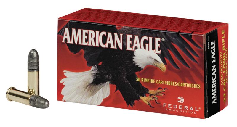AE5022 American Eagle .22LR munitie