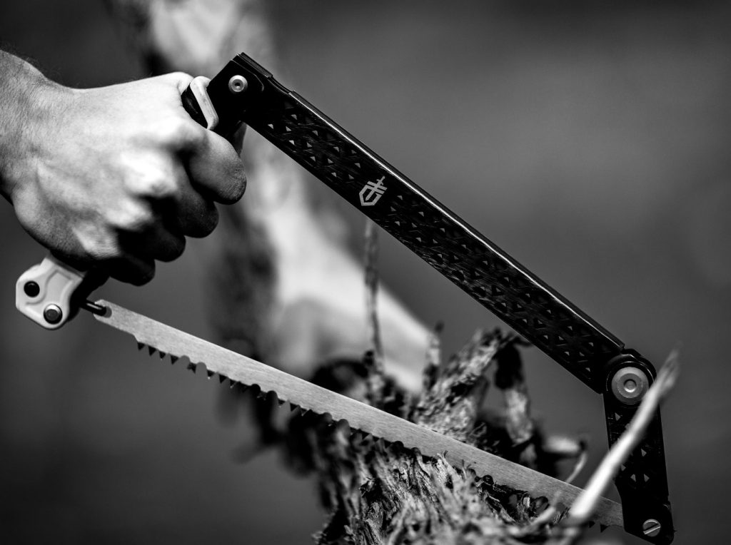 gerber freescape campsaw recensie