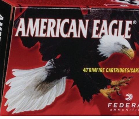 american eagle .22lr munitie